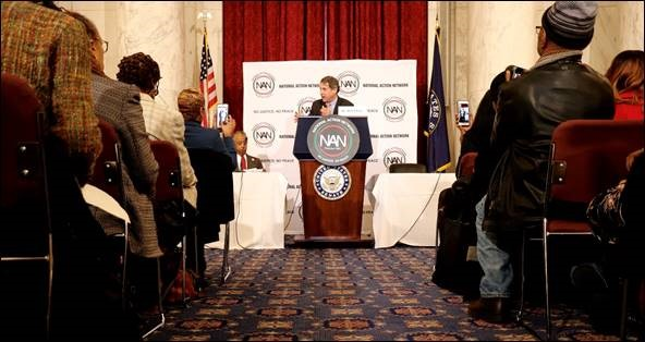 BROWN DELIVERS REMARKS AT NATIONAL ACTION NETWORK LEGISLATIVE AND POLICY CONFERENCE