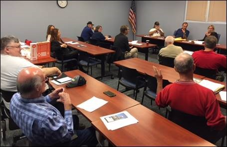 Brown Office Convenes Roundtable With Ohio Veterans in Lorain
