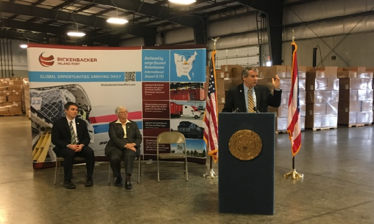 Sen. Brown Unveils Blueprint for Repairing Ohio Infrastructure, Creating Jobs