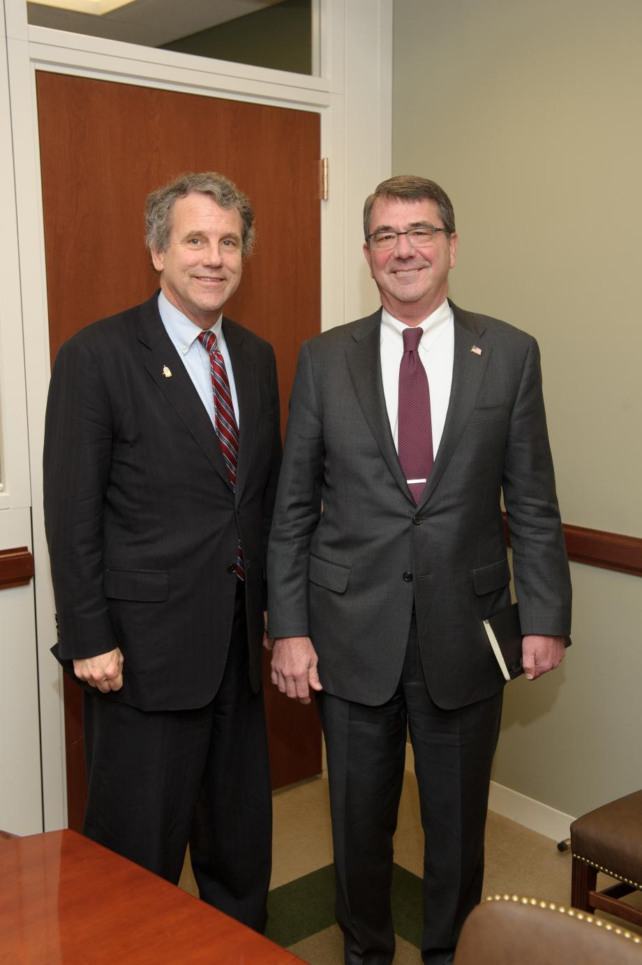 Meeting with Nominee to be the U.S. Secretary of Defense, Dr. Ashton Carter