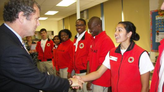 City Year Roundtable in Columbus