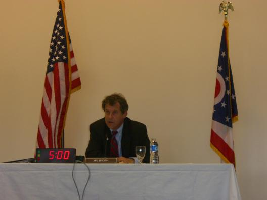 U.S. Senate Hearing on Jobs and Economy in Chillicothe