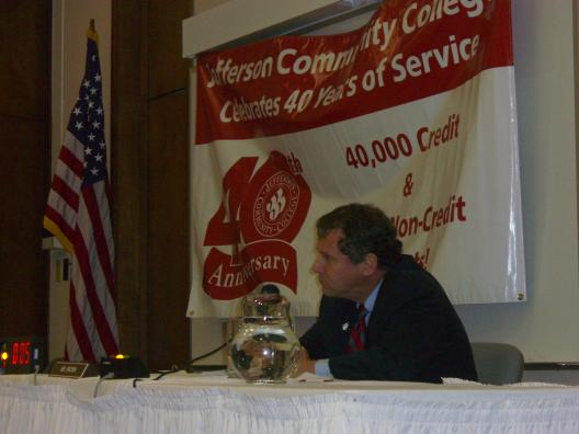 U.S. Senate Hearing on Jobs and Economy in Steubenville