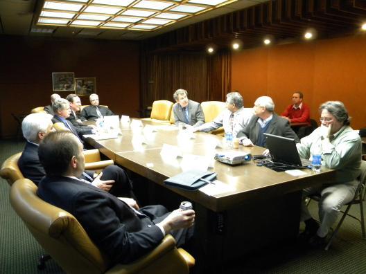 Area Manufacturers Meeting  at RTI Metals in Warren