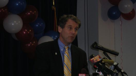 Senator Brown Visits the Cincinnati Job Corps