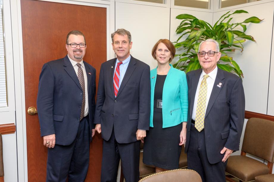 Meeting with AARP Ohio