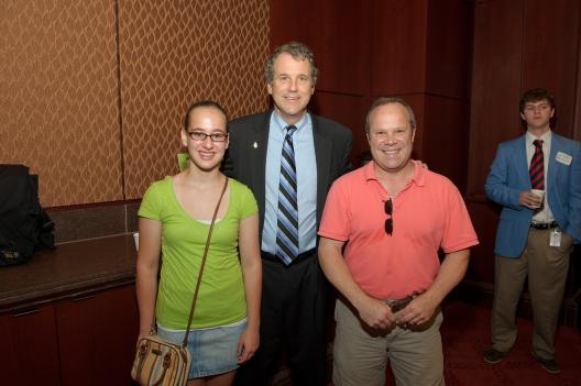 Sen. Brown's Constituent Coffee 06-23-11