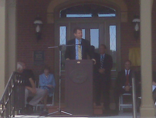 Sen. Brown Celebrates Dedication of President William McKinley Historic Home in Canton