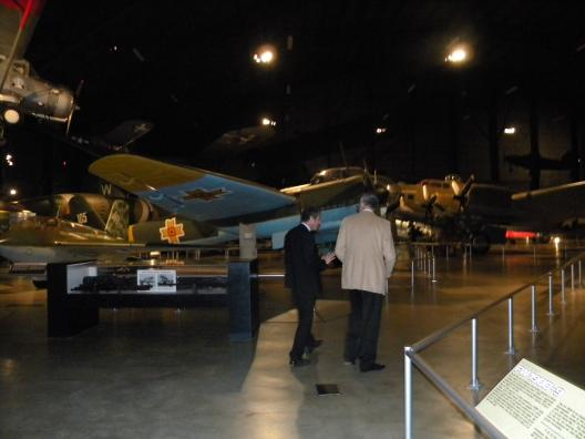 Visiting Wright-Patterson Air Force Base Museum