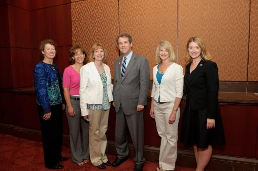 Sen. Brown's Constituent Coffee 06-30-11