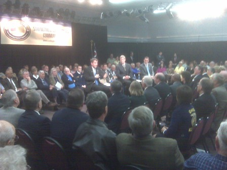 Sen. Brown Holds Forum on Health Care Reform in Cleveland