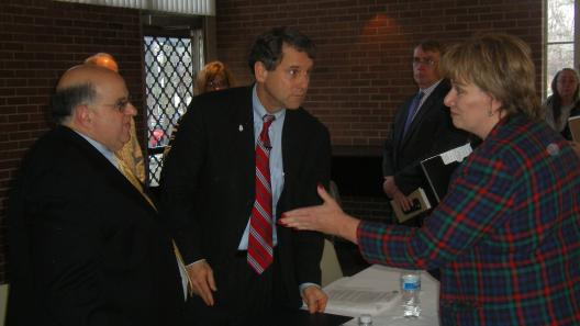 Senator Brown Hosts December Wilmington Roundtable