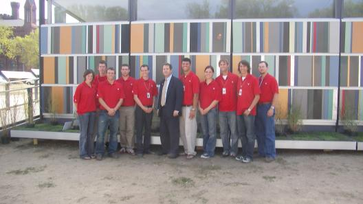 University of Cincinnati Solar Decathlon Entry