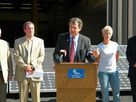 Ohio Green Renewable Opportunities for Workers (GROWs) Event in Rossford