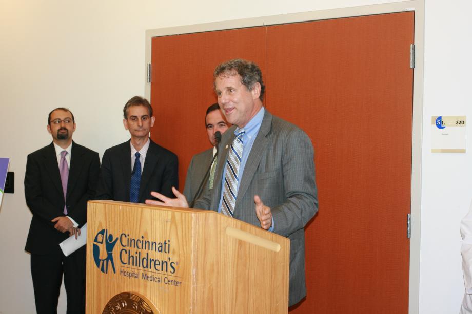 Fighting Infant Mortality at Cincinnati Children's Hospital Medical Center