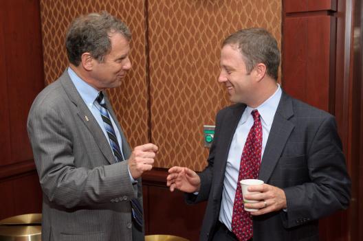 Sen. Brown's Constituent Coffee 07-07-11
