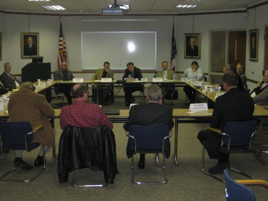 Roundtable With Community Leaders In Lawrence County