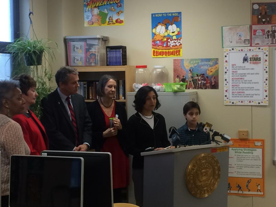 Calling for Life-Saving Allergy Treatments in Ohio Schools with Clifton Students