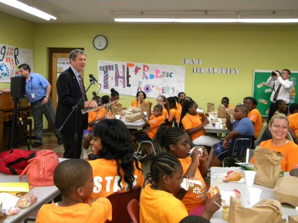 Ensuring Cuyahoga County's Children Don't Go Hungry in Summer Months
