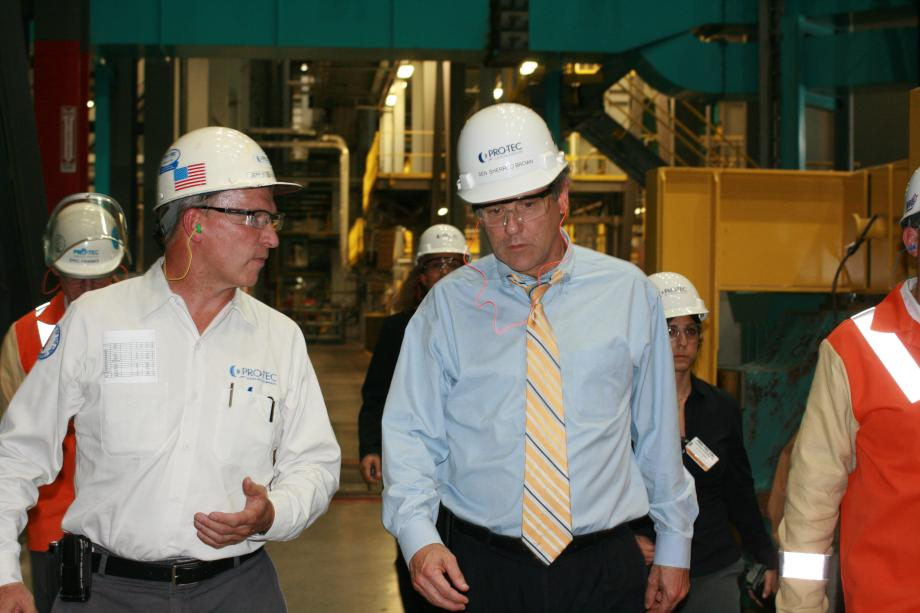 Visiting Leipsic's Pro-Tec Coating Company