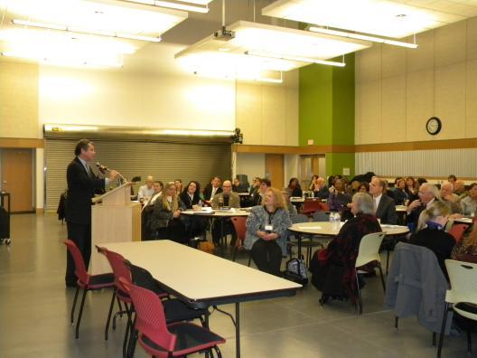 Sen. Brown Addresses Statewide Summit on Summer Food Service Program
