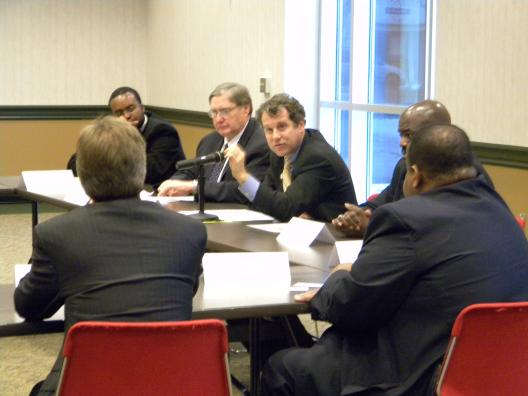 """Future of Toledo"" Roundtable Discussion"