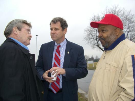 Senator Brown around Ohio - the Week of March 17-21