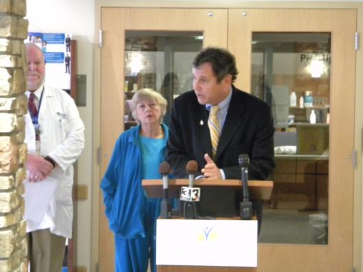 Sen. Brown Announces New Medicare Benefits for Seniors Thanks to New Health Reform Law