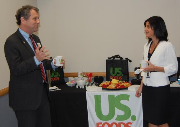 A Visit to US Foods in West Chester