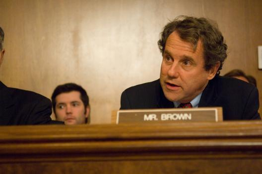 Senator Brown Attends Senate Hearing on Domestic Automobile Industry