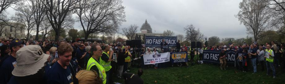 Stop Fast Track Rally