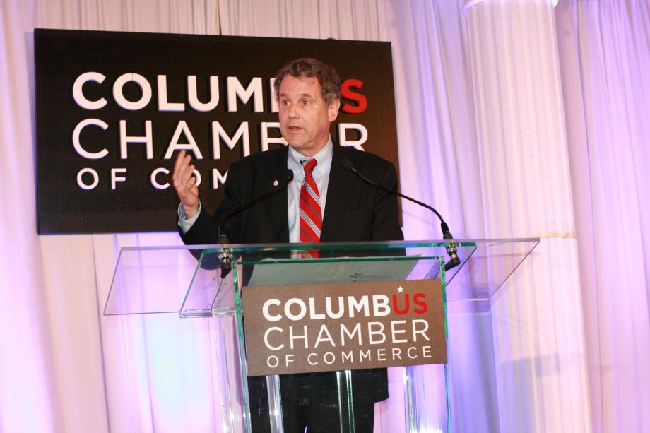 Speaking Columbus Chamber of Commerce