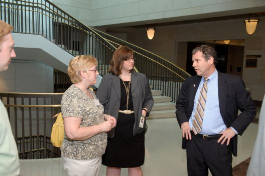 Sen. Brown's Constituent Coffee 05-26-11