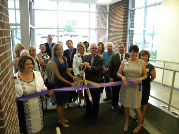 Lorain County Health & Dentistry Building Dedication