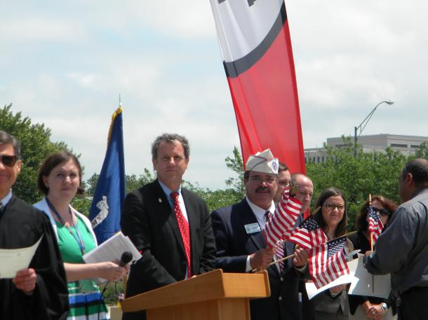 Flag Day 2013 Naturalization Ceremony