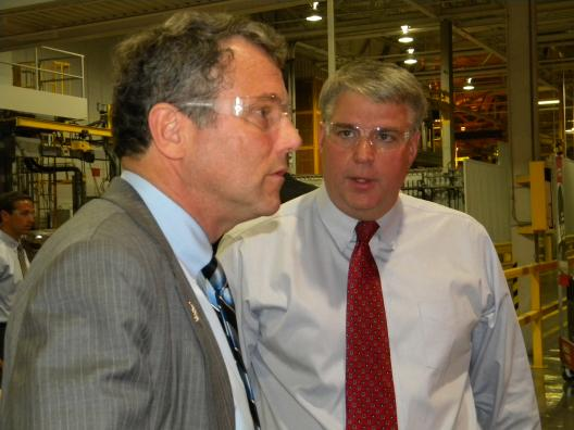Promoting Manufacturing at Cleveland's Lincoln Electric