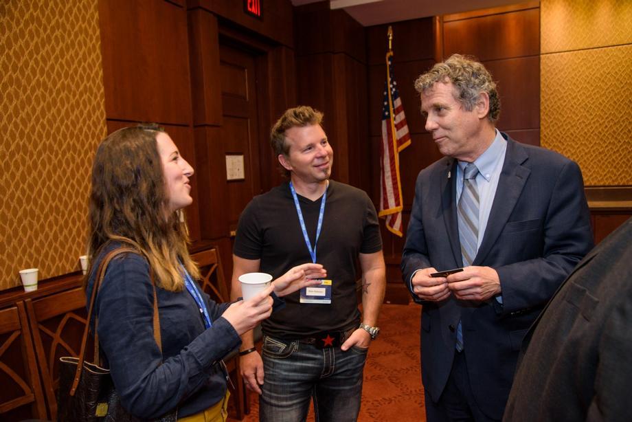Sen. Brown's Constituent Coffee 5-17-2018