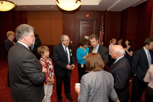 Sen. Brown's Constituent Coffee 06-16-11